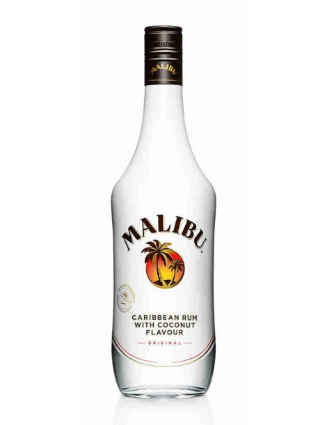 Ликер Malibu 21% 0,7 л