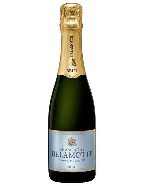 Шампанское Delamotte Brut 12% 0,375л