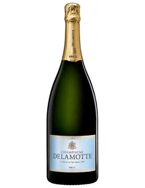 Шампанское Delamotte Brut 12% 3,0л