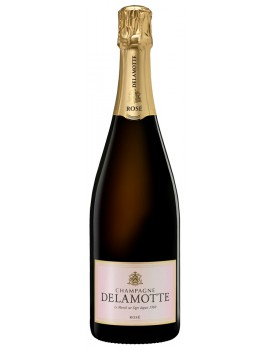Шампанское Delamotte Rose 12% 0,75л