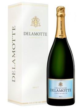 Шампанское Delamotte Brut 12% 1,5л п/уп