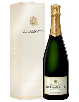 Шампанское Delamotte Blanc de Blancs 12% 0,75л п/уп