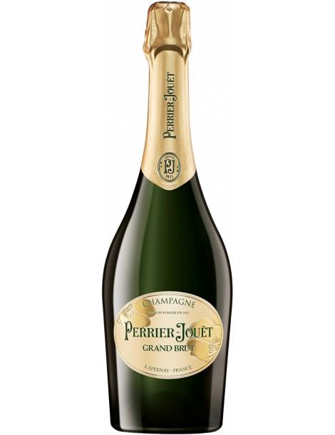Шампанское Perrier-Jouet, Grand Brut, Champagne AOC 12% 0,75л