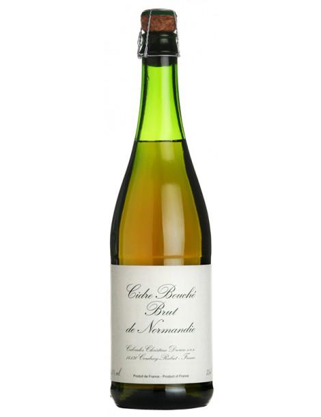 Сидр Cidre Bouche Brut de Normandie 4,5% 0,75л