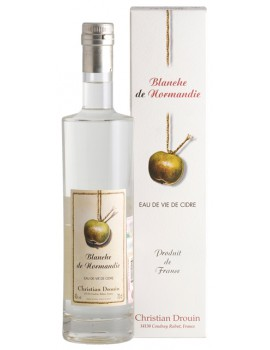 Кальвадос Blanche de Normandie 40% 0,7л  п/уп