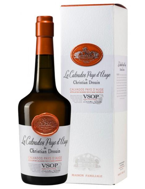 Кальвадос Coeur de Lion Calvados Pays d`Auge VSOP 40% 0,7л п/уп
