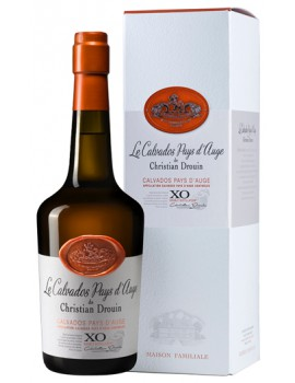 Кальвадос Christian Drouin Calvados Pays d`Auge XO 40% 0,7л п/уп