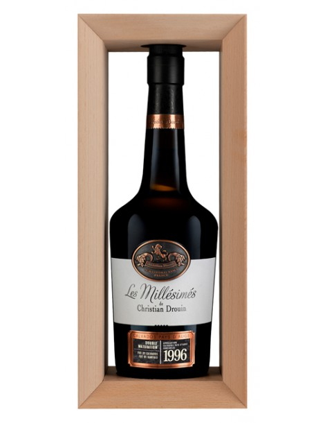 Кальвадос Christian Drouin Calvados 1996 42% 0,7л
