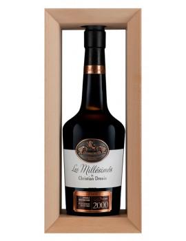 Кальвадос Christian Drouin Calvados Pays d`Auge 2000 42% 0,7л