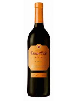 Вино Кампо Вьехо Резерва 13,5% 0,75л сухое красное
