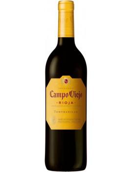 Вино Кампо Вьехо Темпранильо 13,5 0,75л сухое красное