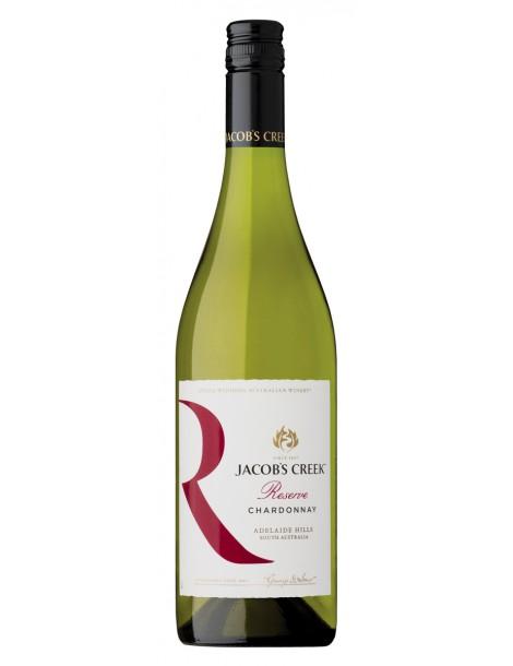 Вино JACOB'S CREEK Reserve Chardonnay 12,7% 0,75л