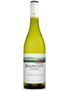 Вино Бранкотт Истейт Мальборо Совиньон Блан 12,5% 0,75л сухое белое