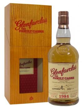 Виски GLENFARCLAS 1984 Family Casks 47.0% 0,7л