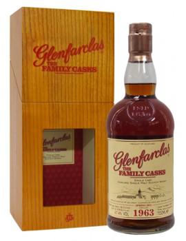 Виски GLENFARCLAS 1963 Family Casks 47,4% 0,7л
