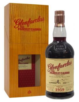Виски GLENFARCLAS 1959 Family Casks 55.2% 0,7л