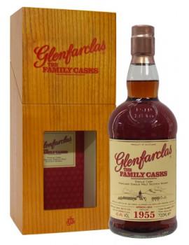 Виски GLENFARCLAS 1955 Family Casks 45,4% 0,7л