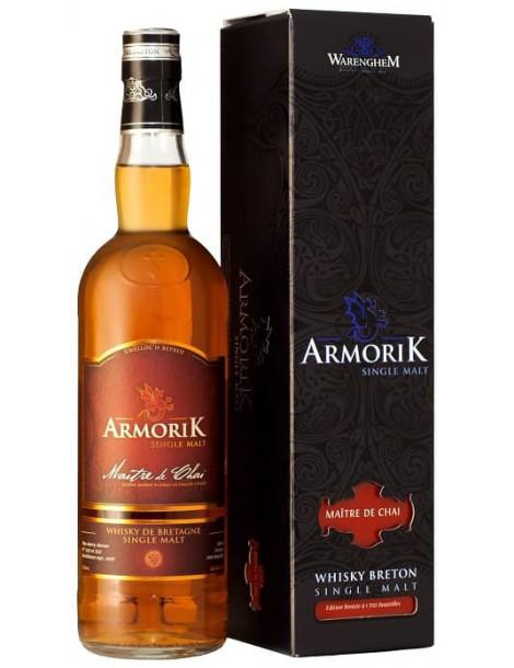 Виски Armorik Maitre De Chai 46% 0,7  л