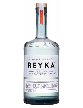 Водка REYKA Small Batch Vodka 40% 1л
