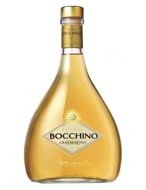 Граппа BOCCHINO GRAN MOSCATO 40% 0,7л