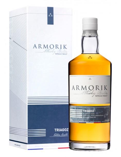 Виски ARMORIK Triagoz 46% OF 0,7л