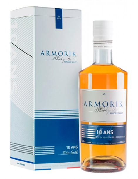 Виски Armorik 10 ans 46% 0,7