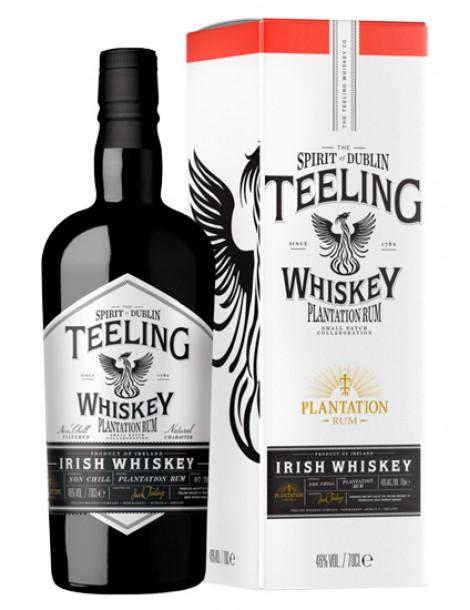 Виски Teeling Small Batch Collaboration Rum 0,7 46%