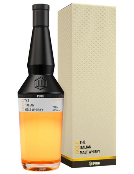 Виски Puni Gold 43% 0,7
