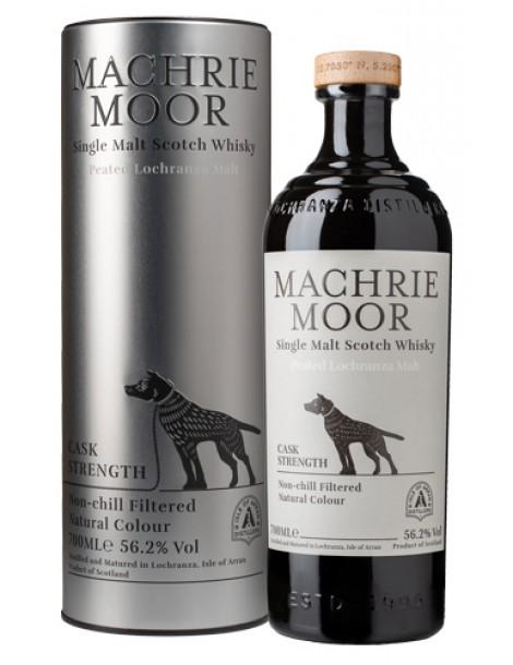 Виски Machrie Moor 56.2% 0,7л