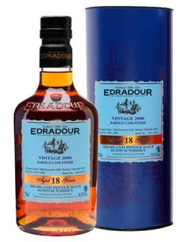 Виски EDRADOUR Barolo Cask Finish 2000 56,5% OF 0,7л
