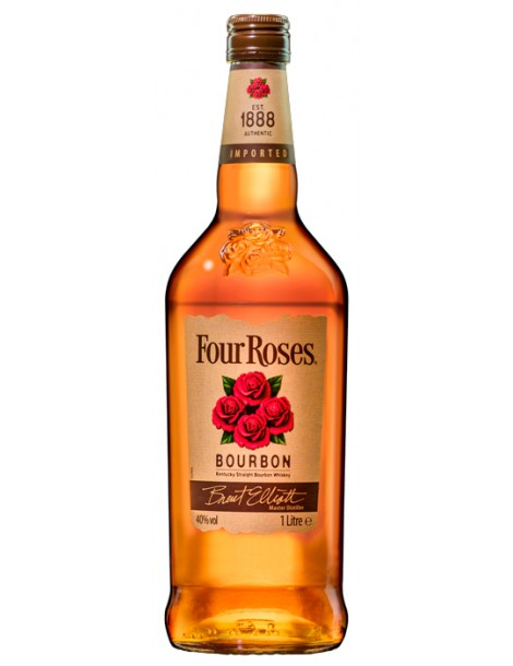 Виски Four Roses 40% OF 1,0 л