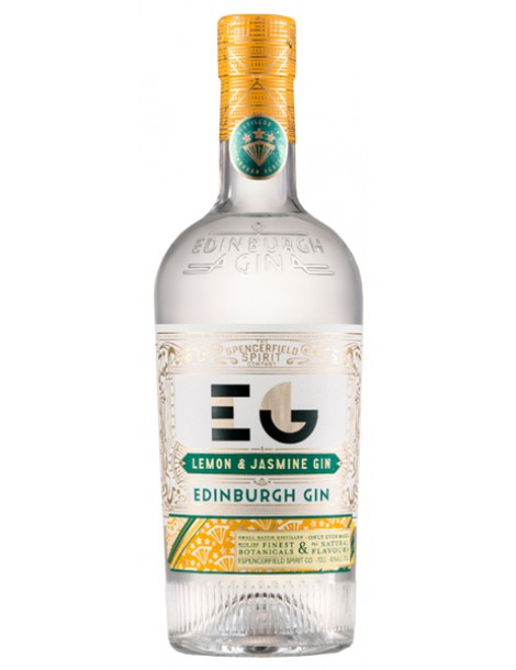 Джин EDINBURGH GIN Lemon &Jasmine 40% 0,7 л