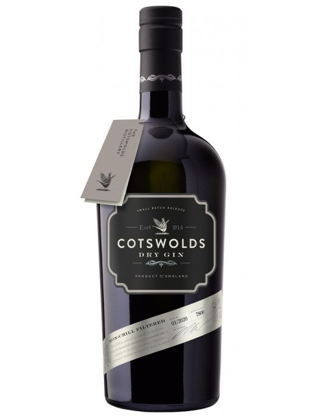Джин COTSWOLDS Dry Gin 46% OF 0,7л