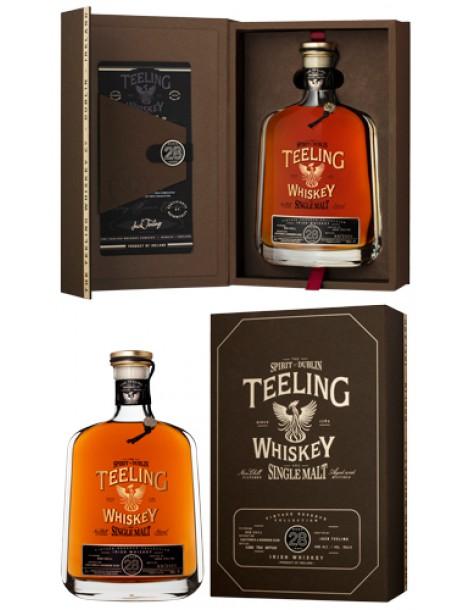 Виски Teeling Single Malt 28 years 0,7 46%