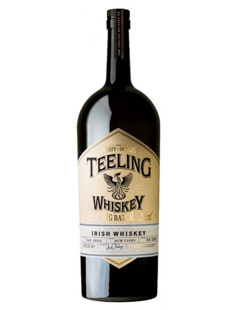 Виски TEELING Irish Whiskey Blend 46% OF 5 л