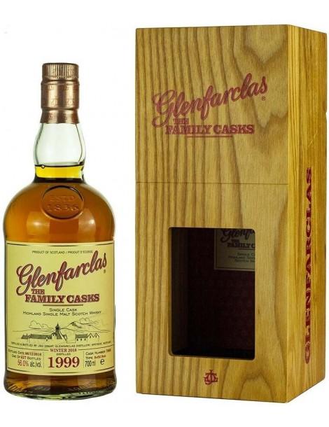 Виски GLENFARCLAS 1999 Family Casks 56 % 0,7л