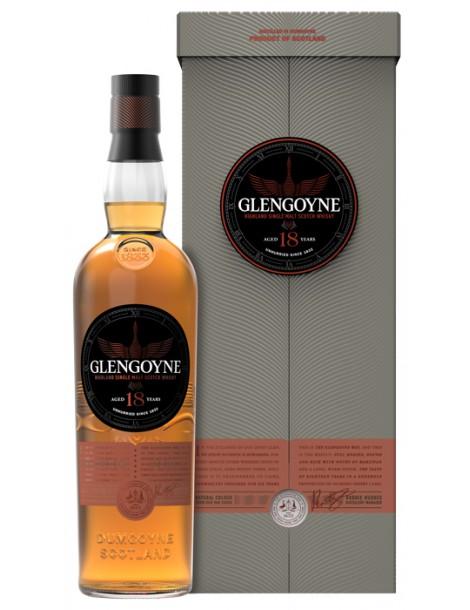 Виски Glengoyne 18 years 0,7 43%