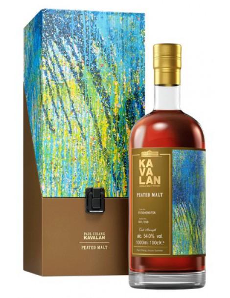 Виски Kavalan Artist Series Peated Malt 54,8% OF 1,0л
