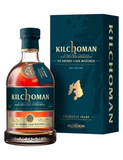 Виски Kilchoman PX Sherry Cask Matured 47.3% OF 0,7л