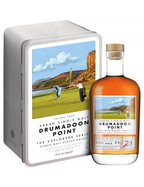 Виски Arran Drumadoon Explorer Series 49.5% OF 0,7л п/уп