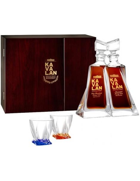Виски Kavalan Moscatel 55,6% 0,5 (из набора Н57)